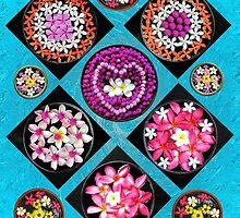 LOVE Flowers  by DAdeSimone