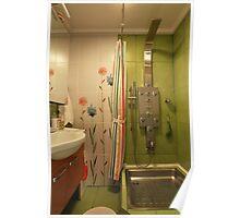 shower Room Poster