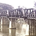 Bridge on the River Kwai by Tim Topping