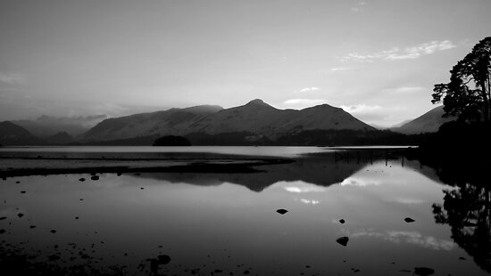 Cat Bells, Lake District National Park. by Lou Wilson