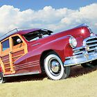 Red Woody by flyrod