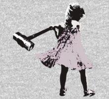 Axe Girl by reens55