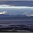 Arisaig Sunset by Maureen Anderson