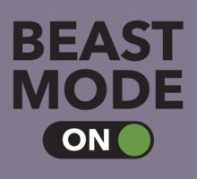 Beast Mode On by BrightDesign