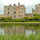 Leeds Castle Panorama ( best viewed larger ) by Stephen Knowles