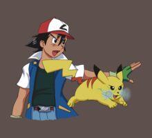 Pikachu, use Thunderbolt! by GhostLiger