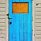 Blue Door for iPhone/iPod by Lotus0104