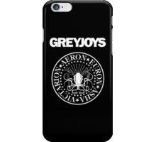 Ironborn Punks (Variant) iPhone Case/Skin
