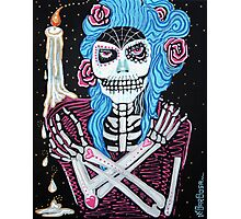 Madame Muertos Photographic Print