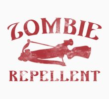 Zombie Repellent by BrightDesign