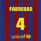 FABREGAS IPHONE CASE by morigirl