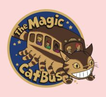 The Magic Catbus Kids Clothes