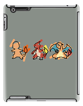 Charmander Evoloution by Rjcham