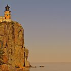 Split Rock Lighthouse II by Mike Griffiths
