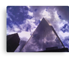 One World Trade Center - Looking UP Canvas Print
