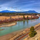 Columbia Valley Splendor by JamesA1