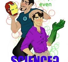 BRO DO YOU EVEN SCIENCE by Annaleeberam