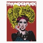 Thunderfuck Warhol by Darragh Hughes