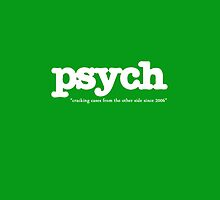 Psych by mputrus