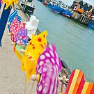 Whitstable Harbour by Stephen Knowles