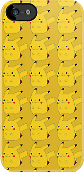 Pikachu Case by Zotheculs