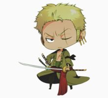 Zoro the swordman One piece by VirtualMan