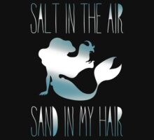 Salt In The Air Sand In My Hair by Look Human
