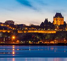 Quebec City by MIRCEA COSTINA