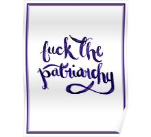 F*ck The Patriarchy (NSFW) Poster