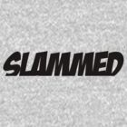 Slammed Black (Sticker / T-Shirt) by vincepro76