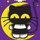 Hello Mog - Purple by SwanStarDesigns