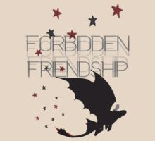 HTTYD- Forbidden Friendship T-Shirt
