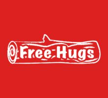 Free Hugs Tree Trunk Kids Clothes