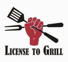 License to Grill by mpaev