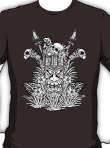 Tropical Horror Print 2 T-Shirt