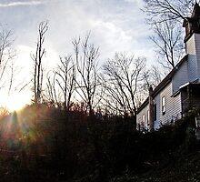 But The Sun Still Gleams  by Paul Lubaczewski