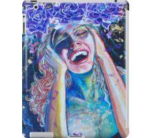 Original Acrylic Painting (Seventh Heaven) iPad Case/Skin