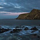 Second Valley Coastline at Twilight by pablosvista2