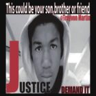 justice for trayvon martin T Shirts by 1453k