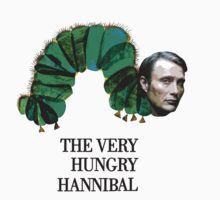 The Very Hungry Hannibal by syrensymphony