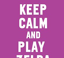 If you can, play Zelda - Link by alish
