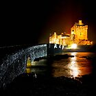 Shine Like It Does - Eilean Donan Castle by Mark Tisdale