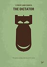 No212 My The Dictator minimal movie poster by Chungkong