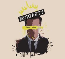 Moriarty was real by Susay