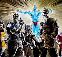 Watchmen by Leti Mallord