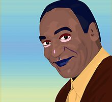Heathcliff Huxtable - Pop Art by ibadishi