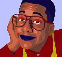 Steve Urkel - Pop Art by ibadishi