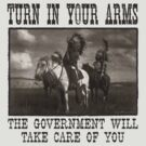Turn In Your Arms by LibertyManiacs