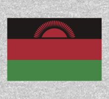 Malawi Flag by cadellin