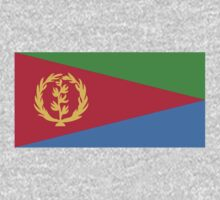 Eritrea Flag by cadellin
